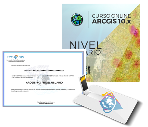 ArcGIS - nivel usuario usb y certificado