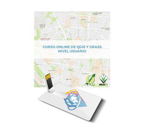 QGIS Y GRASS - Nivel Usuario usb