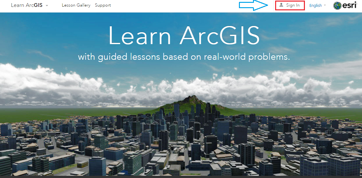 learningGIS