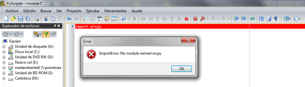 pyscripter_arcpy_2