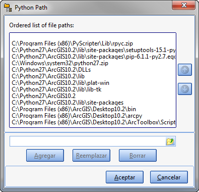 pyscripter_arcpy_8