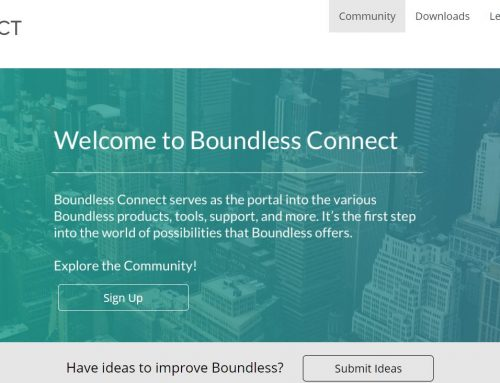 ¿Qué es Boundless Connect?