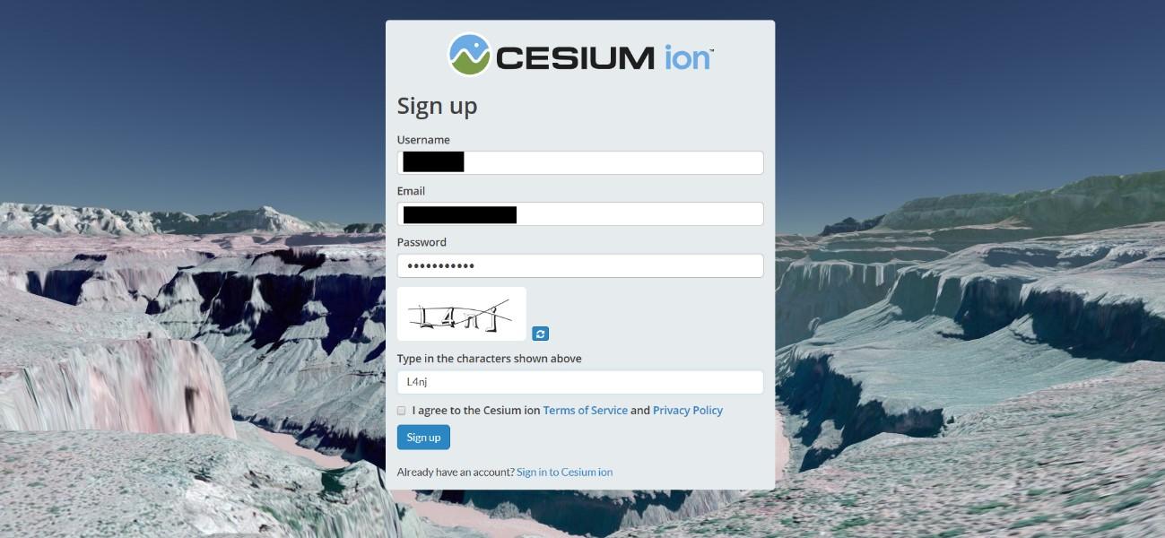 La nueva aplicación para desarrollar visores en 3D: Cesium Ion