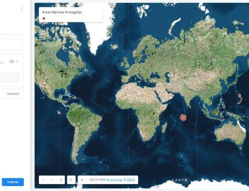 ¿Cómo compartir tus mapas y datos creados en la aplicación Carto?