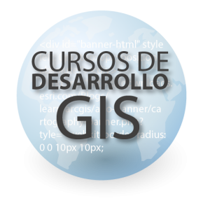 Cursos de desarrollo GIS