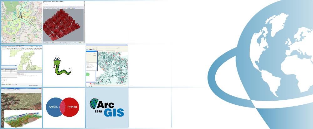 Curso Online de Python en ArcGIS Nivel Avanzado