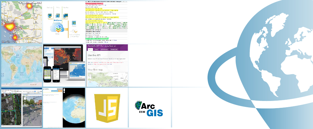 Especialista en Creacion de aplicaciones con la APi de JavaScript y ArcGIS