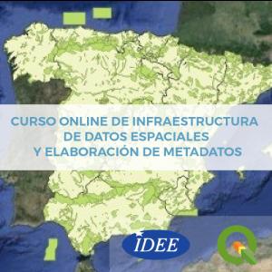 Online Idees datos espaciales Metadatos