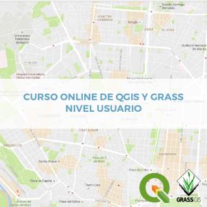 Online qgis y grass usuario