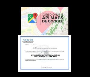 API Google Maps Certificado