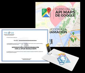 API Google Maps USB y Certificado