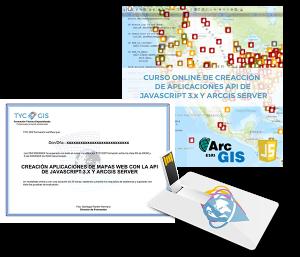 API con JavaSrcript 3.x y ArcGis usb y certificadof