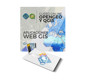 Aplicaciones Web GIS con QGIS y Open Geo Suite USB