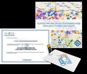 Aplicaciones Web GIS con QGIS y Open Geo Suitecert u usb