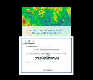 ArcGIS - Aplicado al Medio Ambiente Certificado