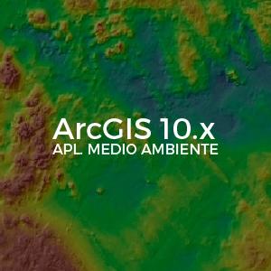 ArcGIS MEdioAMbiente Inv