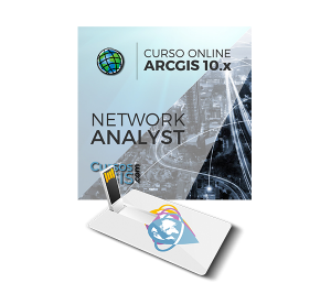 ArcGIS - Network Analyst con ArcGIS USB