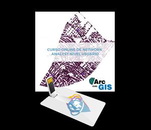 ArcGIS - Network Analyst con ArcGIS USB