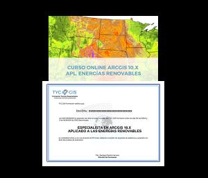 ArcGIS aplicado a Energias Renovables Certificado