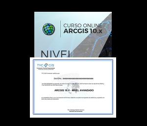 ArcGIS - nivel avanzado certificado