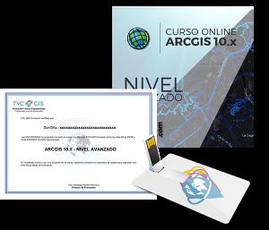 ArcGIS - nivel avanzado usb y certificado