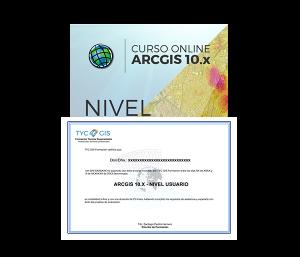 ArcGIS - nivel usuario certificado