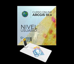 ArcGIS - nivel usuario usb