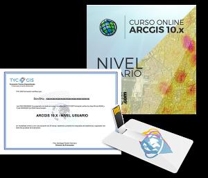 ArcGIS - nivel usuario usb y certificado