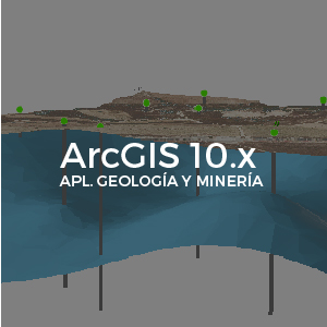 Arcgis geologia y mineria