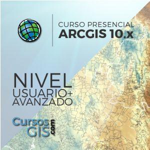 CURSO PRESENCIA ARCGIS ESPECIALISTA