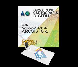 Cartografia digital con ArcGIS 10 con AutoCAD Map USB