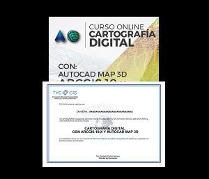 Cartografia digital con ArcGIS 10 con AutoCAD Map certificado