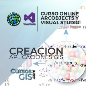 Curso Online APlicaciones visual studio y Arcgis