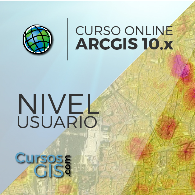 Curso Online ArcGIS Nivel Usuario
