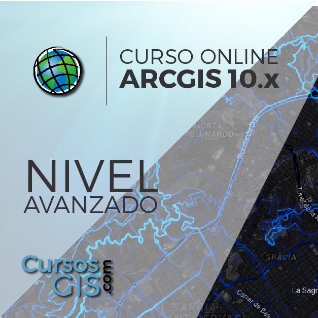 Curso Online Arcgis Avanzado