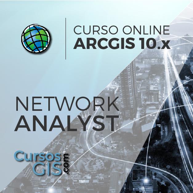 Curso Online Arcgis Network Analyst