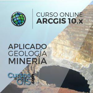 Curso Online Arcgis geologia