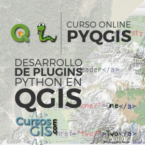 Curso Online Plugins python qgis