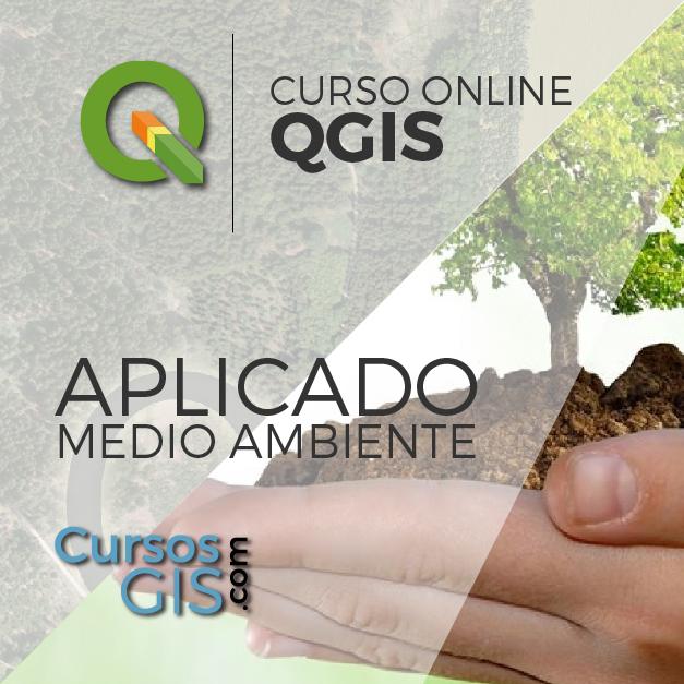 Curso Online QGIS Medio Ambiente