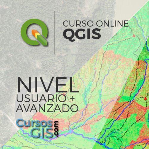 Curso Online QGIS Nivel Especialista
