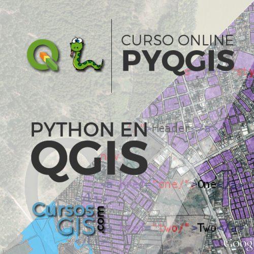 Curso Online QGIS Python