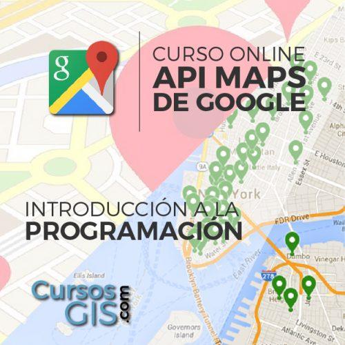 Curso Online api google maps