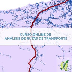 Curso Online de Análisis de Rutas de Transporte