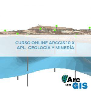 Curso Online de Arcgis aplicado a la Geología y Minería