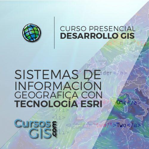 Curso Presencial Desarrollo de información geografica con esri