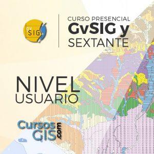 Curso Presencial GvSIG nivel usuario