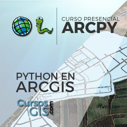 Curso Presencial Python en Arcgis