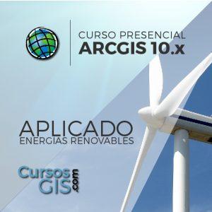 Curso Presencial arcgis energias renovables