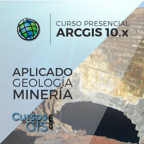 Curso Presencial arcgis geologia