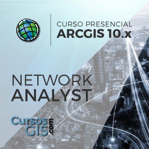 Curso Presencial arcgis network